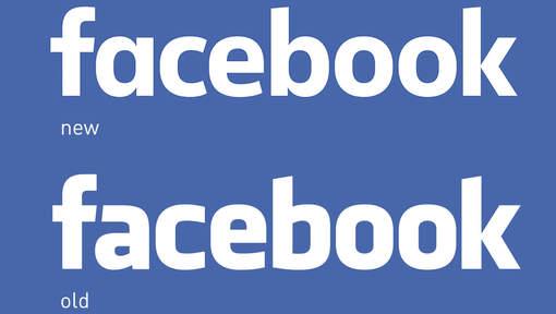 Nieuw logo voor Facebook. Zie jij de verschillen?