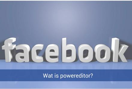 Wat is Power Editor?